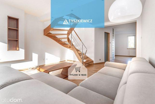 Dwupoziomowy apartament w centrum Lęborka