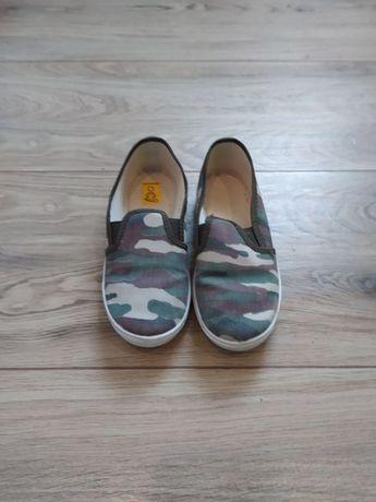 Buty sportowe trampki dla chłopaka 31 moro