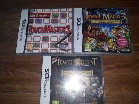 Jewel Match 3 Gry Nintendo DS
