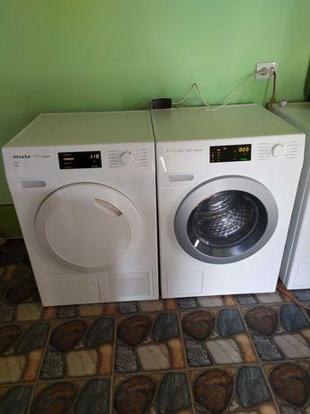 Комплект пральна машина і сушка Miele
