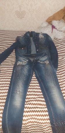 Турецкий костюм ручной работы
