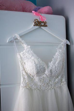 Suknia ślubna tom 36-38