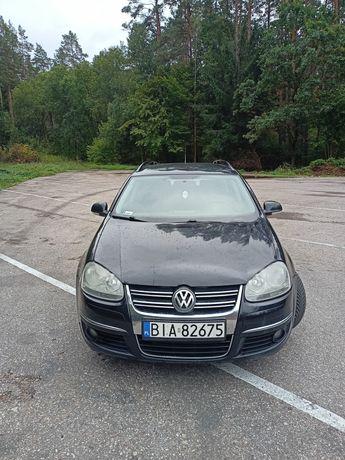 VW Golf V VARIANT 1.6 + nowy gaz*