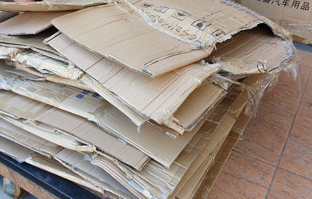 Kartony Karton za darmo duże ilości systematyczne dostawy. CIESZYN