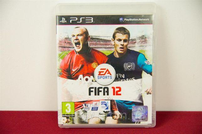 ДИСК С FIFA 12 года для PS3