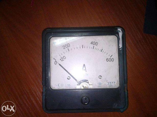 Амперметр до 600А