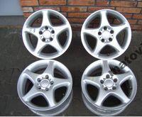 felgi aluminiowe MERCEDES E-klasa 5x112 7.5x16 et 35 98 Leszno