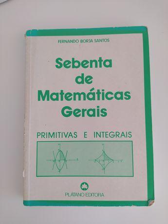 Análise matemática - Primitivas e integrais