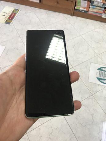 Samsung galaxy S10 plus 8/128gb vidro pouco partido ( mal se nota)