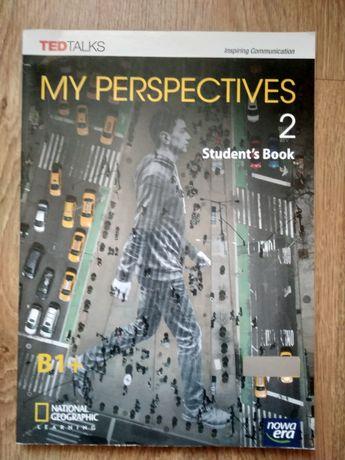 My Perspectives 2 NOWY Student's book podręcznik Nowa Era National B1+