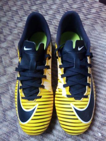 Бутсы Nike Mercurial Vortex III FG 40,5р.сост.отл.оригинал