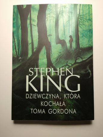 Stephen King Dziewczyna, która kochała Toma Gordona