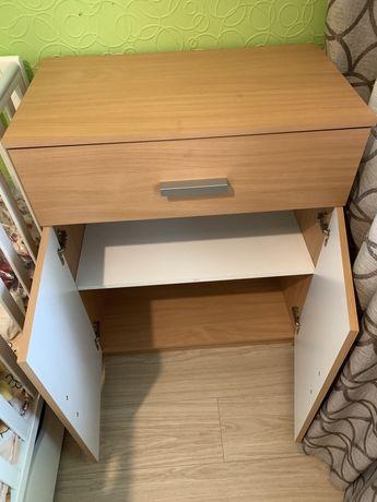 Комод jysk в отличном состоянии небольшой шкаф