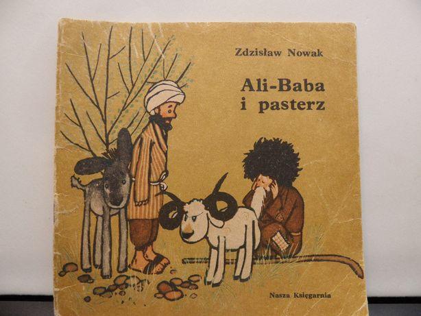 Ali Baba i pasterz. Bajka z serii: Poczytaj mi mamo