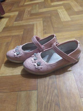 Новенькі туфлики