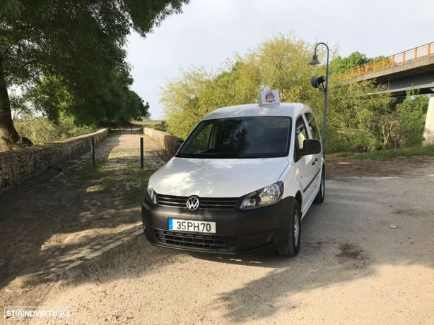 VW Caddy 1.6 TDI
