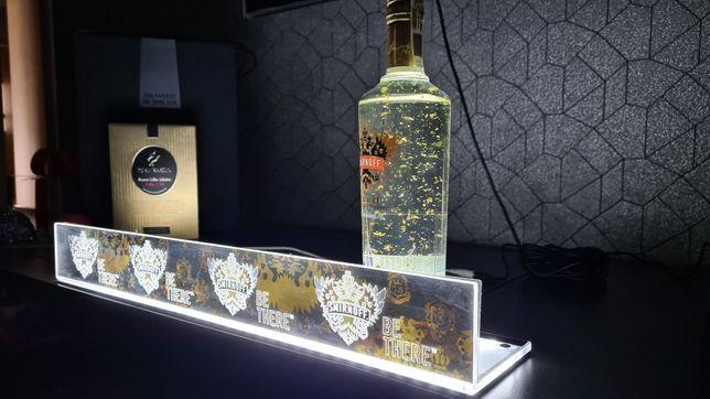Podstawka podświetlana Smirnoff Vodka