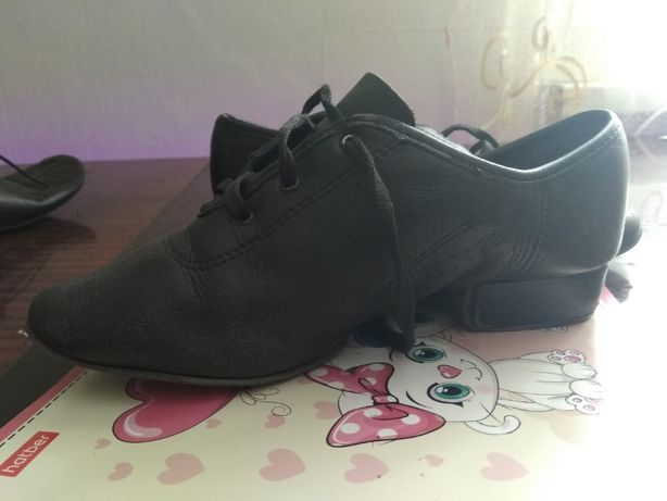 туфли для танцев подростковые