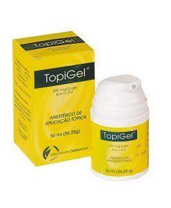 TopiGel - Medicina Dentária