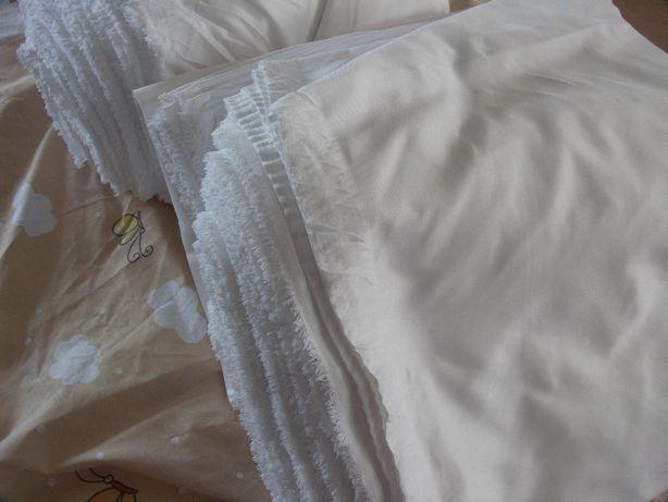 ścinki-resztki tkanin