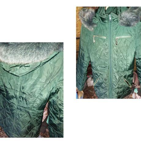 Курточка зима для девочки