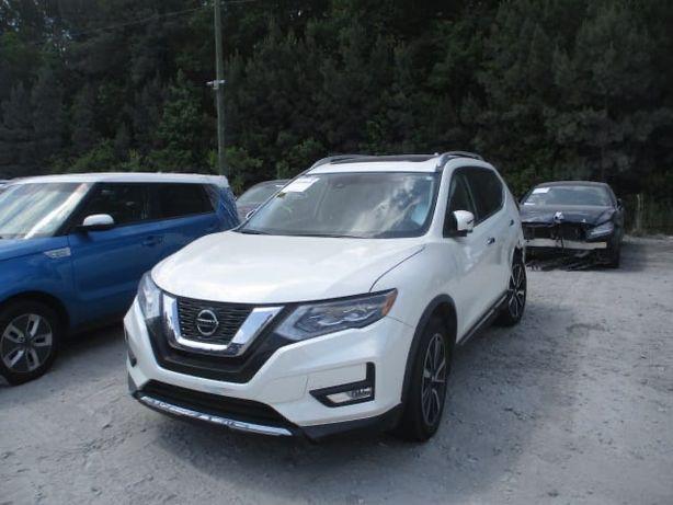 Nissan Rogue SL максимальная комплектация