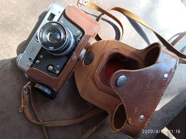Фед 3 фотоаппарат СССР