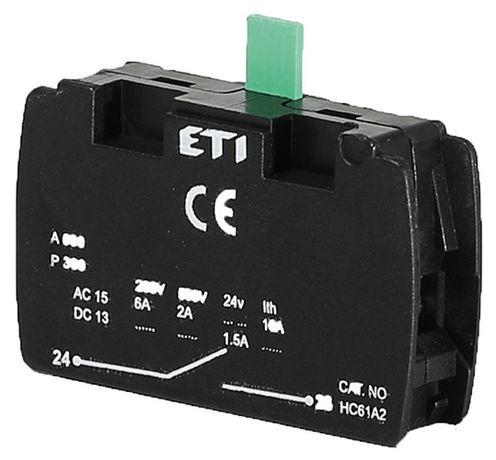 Блок-контакт ETIMAT HC61A2 (1Н.О)