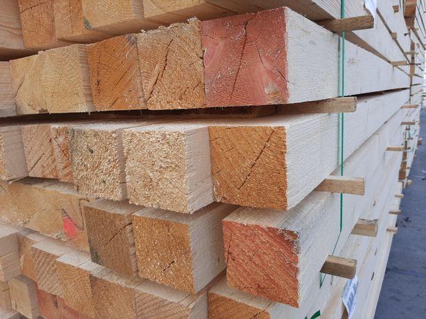 Drewno konstrukcyjne suche strugane KVH NSI C24 140x140 Drewno Wschowa