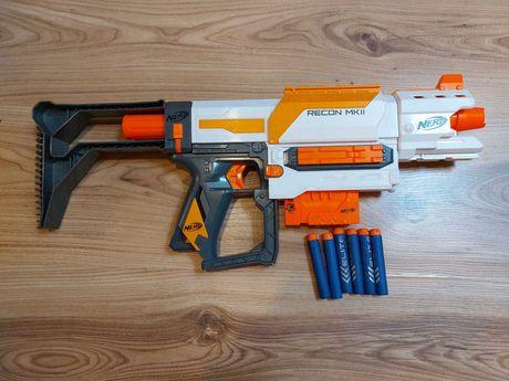 NERF Recon MK-II + Strzałki