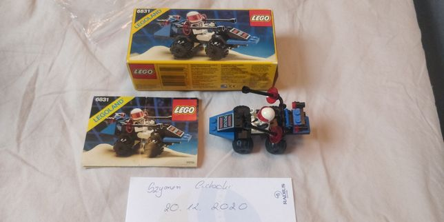Zestaw LEGO 6831 Space