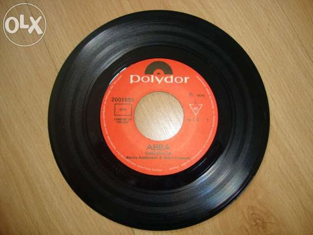 Disco vinil ABBA - Chiquitita