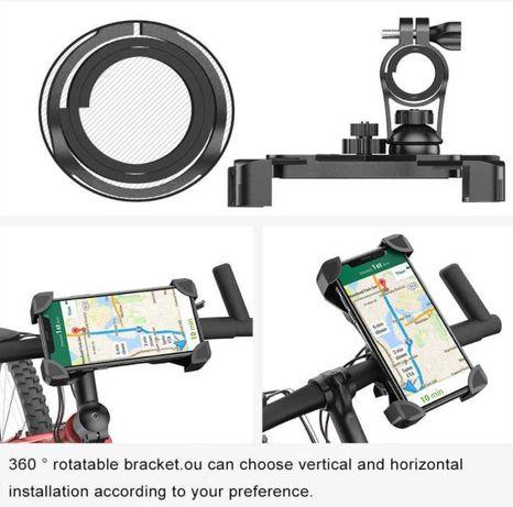 Fantigo uchwyt ROWEROWY motor iPhone Samsung GPS quad DUŻY