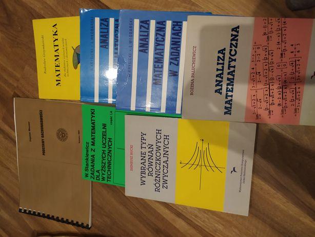 Sprzedam książki Matematyka/fizyka jak na zdjęciu
