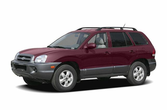 Розборка Hyundai Santa fe 2001 - 2006