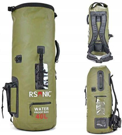 Plecak turystyczny 40L Trekkingowy Wodoodporny