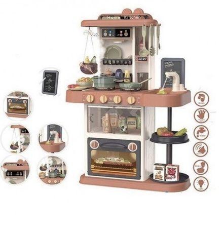 Игровой набор детская кухня Beibe Good Modern kitchen 889-184 со свето