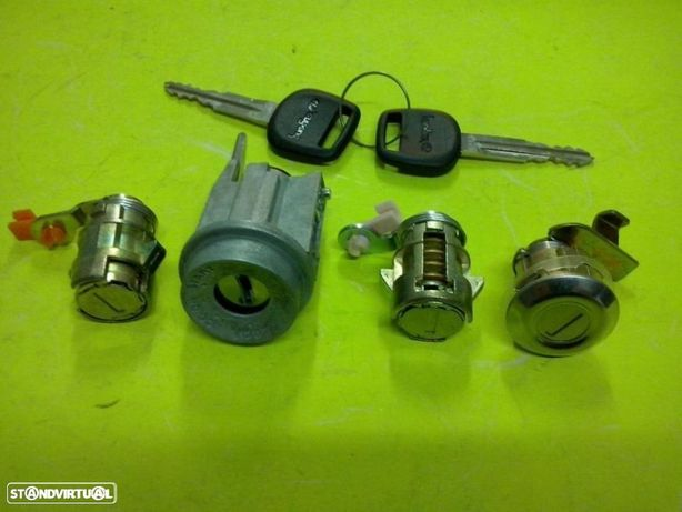 Kit Canhões completo Toyota Hilux LN145 LN165 anos  1997-2002 (Novo)