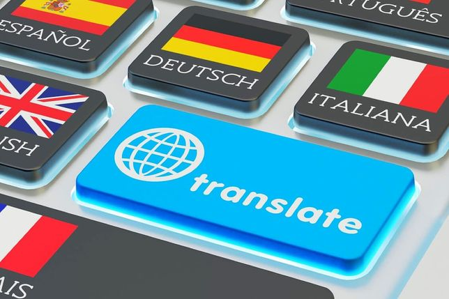 Перевод и набор текста