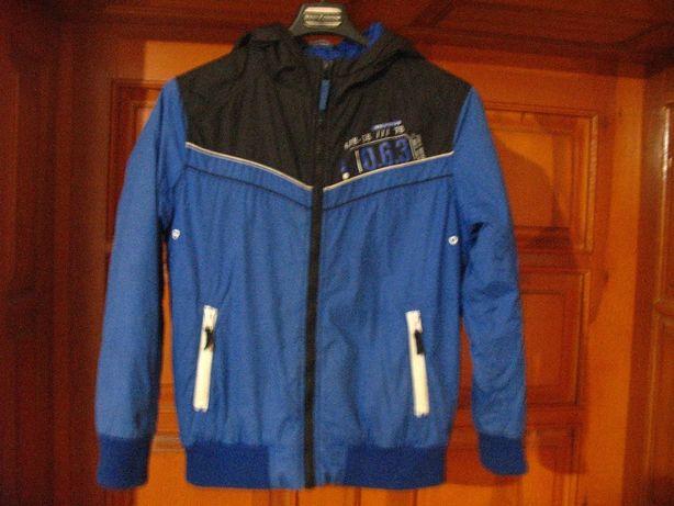 Куртка демисезонная ветровка на 10-11 лет