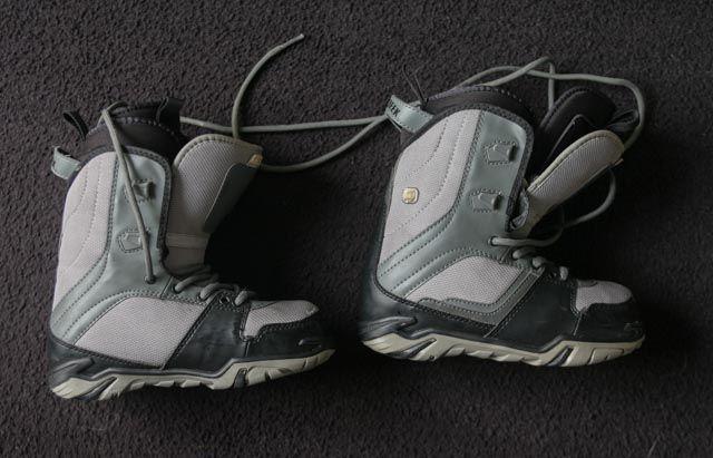 Buty snowbordowe CrazyCreek rozm.35 dziecięce
