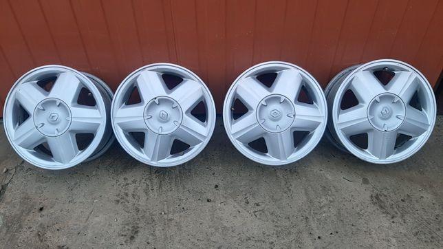 Felgi aluminiowe 15 4x100 Oryginał Renault