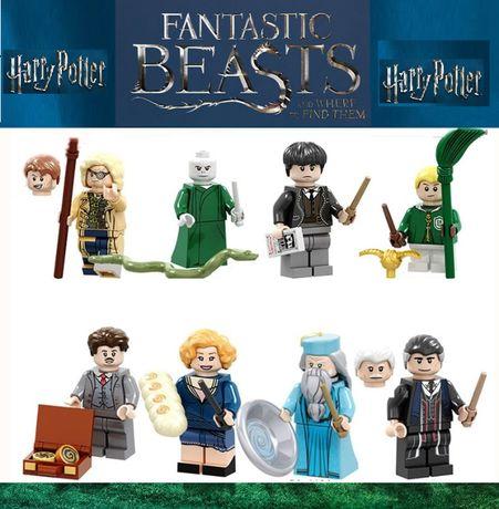 Bonecos minifiguras Harry Potter / Fantastic Beasts nº5- compat. lego