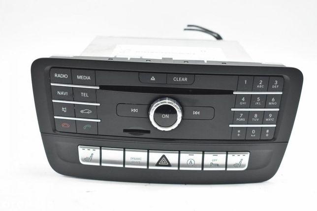 Nawigacja Radio Panel A2469002718 Mercedes W117