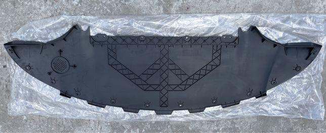 Губа спойлер защита бампера переднего тесла модел 3 tesla 3
