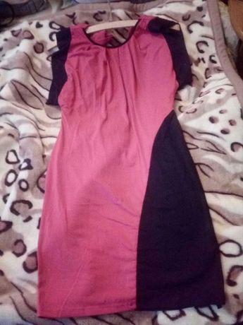 Sukienka odkryte plecy l/xl