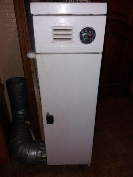 Газовый котел двухконтурный Красилов автоматика идеал