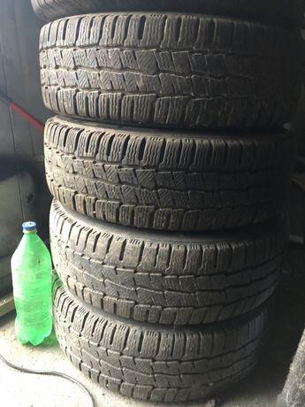 Гума зимова , резина зимняя Michelin з дисками комплект