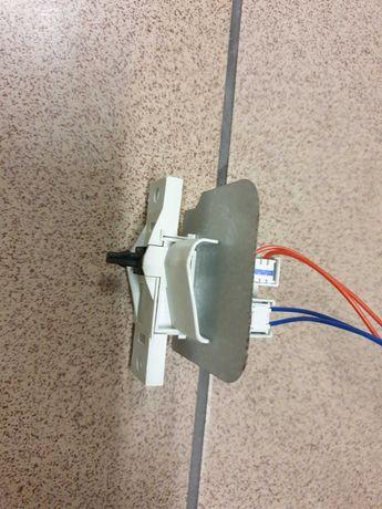 Włącznik główny, zamek, przycisk do zmywarki Electrolux ESL 67040R