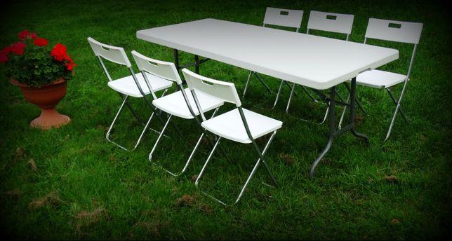Wynajem : Stoły, krzesła, grille itd.- TANIO!!! Komunie,urodziny itp.